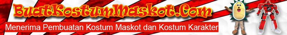 Harga Jual / Jasa Pembuatan Baju Kostum Badut Maskot Karakter Murah