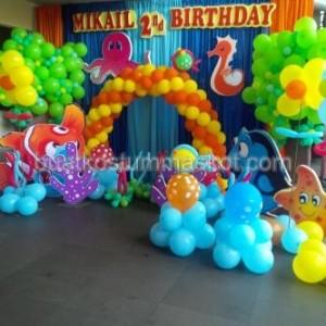 Balloon Gate – BKM037